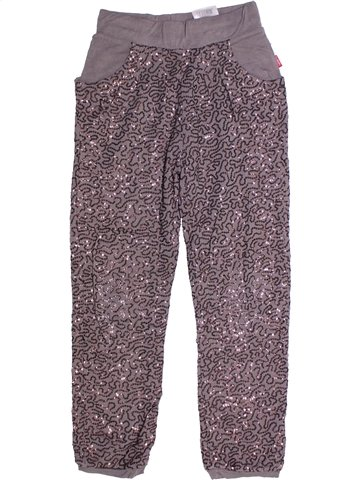 Pantalon fille NAME IT violet 9 ans hiver #1236387_1
