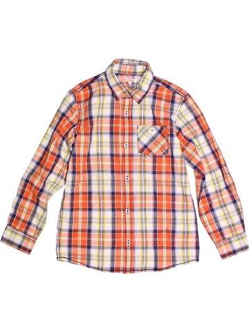 Camisa de manga larga niño BLUEZOO rosa 10 años invierno #1236584_1