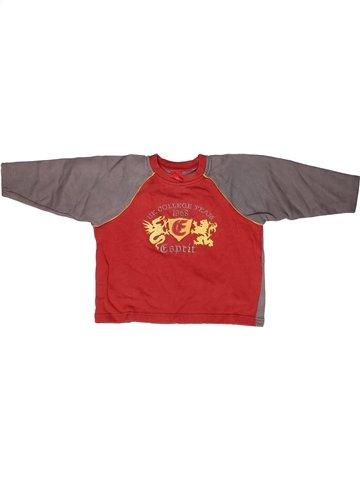 Sweat garçon ESPRIT rouge 3 ans hiver #1237096_1
