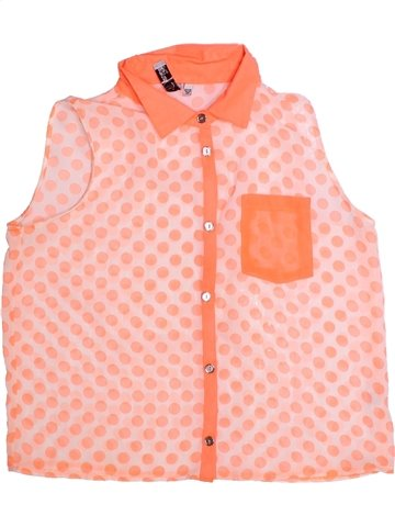 Blusa de manga corta niña PRIMARK rosa 13 años verano #1237271_1