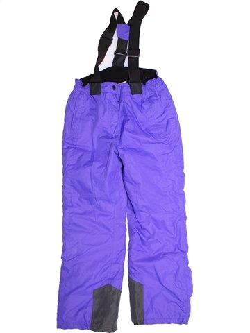 Ski garçon CRANE violet 10 ans hiver #1237276_1