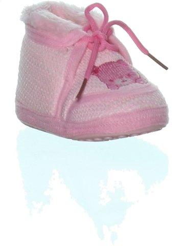 Pantuflas niña HAPP PUPPY rosa 20 verano #1237448_1
