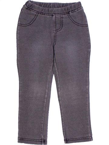 Pantalón niña LISA ROSE azul 2 años invierno #1238108_1