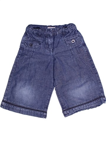 Falda-Pantalón niña VERTBAUDET azul 3 años verano #1238499_1