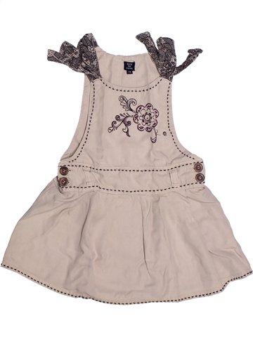 Vestido niña TERRE DE MARINS gris 2 años verano #1239043_1
