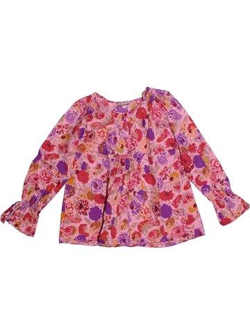 Blusa de manga larga niña CFK rosa 8 años invierno #1239687_1
