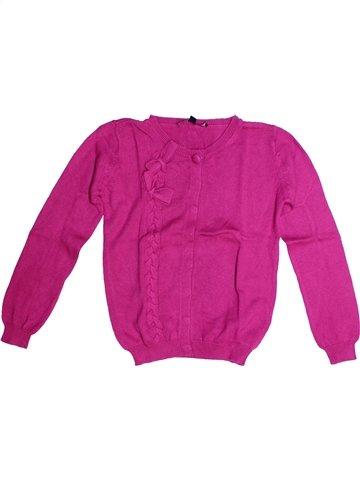 Chaleco niña LILI GAUFRETTE violeta 10 años invierno #1240257_1