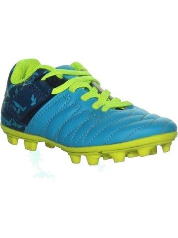 Zapatillas de deporte niño KIPSTA verde 28 invierno #1240332_1