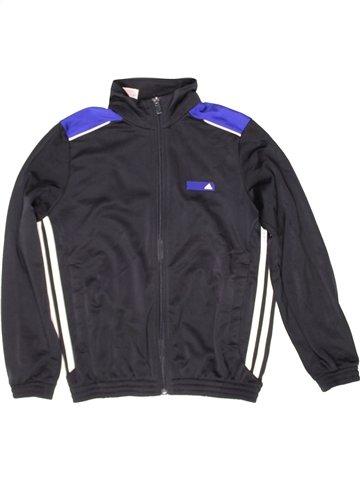 Sportswear garçon ADIDAS bleu 10 ans hiver #1243168_1