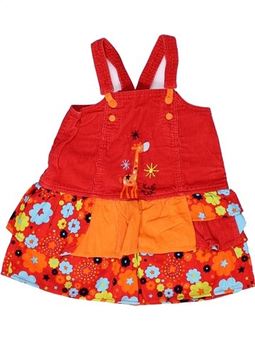Robe fille TUC TUC rouge 2 ans hiver #1244725_1