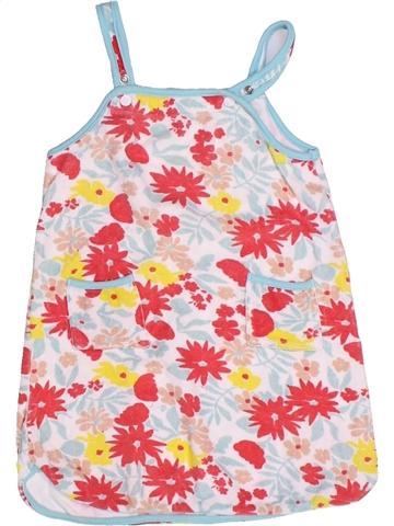 Vestido niña PETIT BATEAU violeta 3 años verano #1245096_1