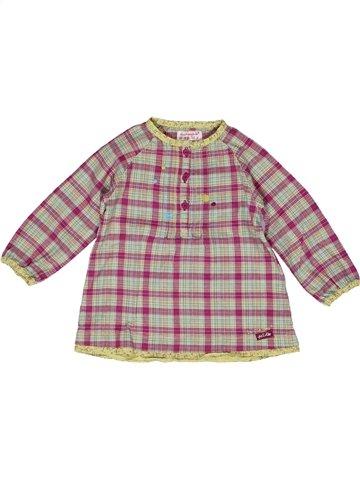 Blusa de manga larga niña LA COMPAGNIE DES PETITS gris 2 años invierno #1245238_1