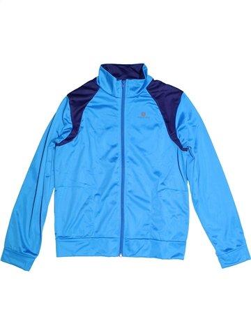 Sportswear garçon DOMYOS bleu 14 ans hiver #1247036_1