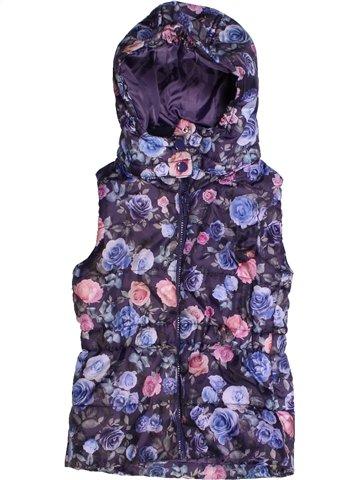 Plumífero niña H&M violeta 8 años verano #1247076_1