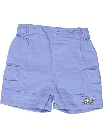 Short-Bermudas niño GEORGE violeta 6 meses verano #1249038_1