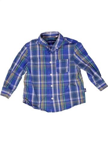 Camisa de manga larga niño ORIGINAL MARINES azul 2 años invierno #1249416_1