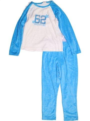 Pijama de 2 piezas niño ALIVE azul 8 años invierno #1249434_1