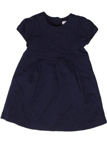 Robe fille JACADI noir 2 ans été #1249799_1