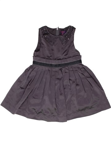 Robe fille PAUL SMITH violet 2 ans été #1249804_1
