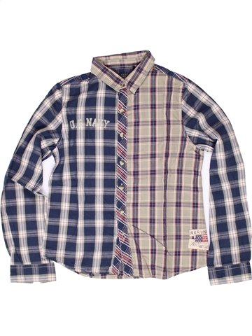 Camisa de manga larga niño IKKS violeta 12 años invierno #1250447_1