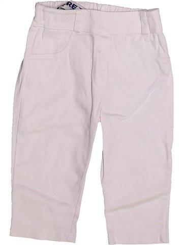Pantalón niña CREEKS blanco 3 años verano #1251808_1
