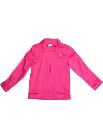 Sportswear fille DOMYOS rose 4 ans hiver #1252130_1