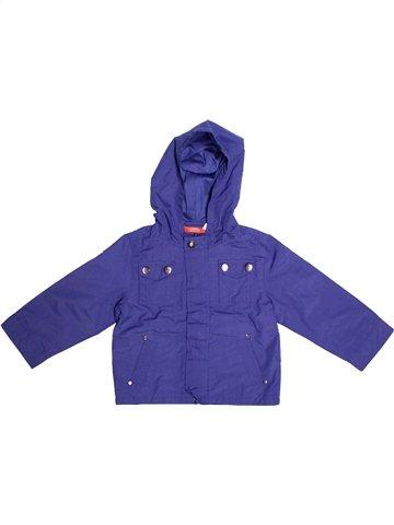 Anorak niño LA REDOUTE CRÉATION violeta 2 años verano #1254062_1