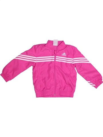 Sportswear fille ADIDAS rose 3 ans hiver #1254200_1