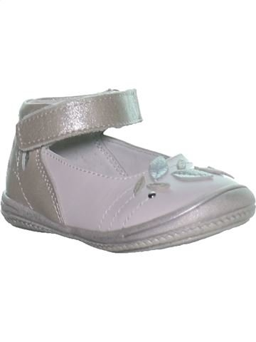 Chaussures à scratch fille ANDRÉ gris 20 été #1254712_1