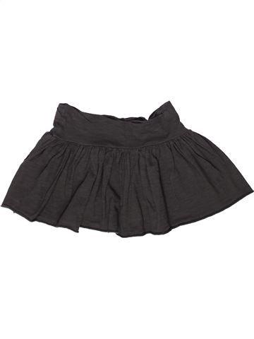 Jupe fille ZEF noir 8 ans été #1257696_1