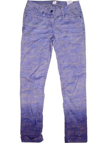 Pantalon garçon S OLIVER violet 13 ans hiver #1257818_1