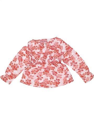 Blusa de manga larga niña LISA ROSE rosa 4 años invierno #1257920_1