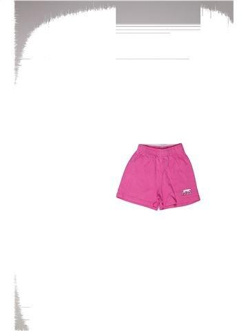 Short de sport fille AIRNESS gris 2 ans été #1258598_1