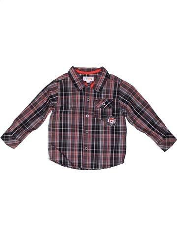 Camisa de manga larga niño LA COMPAGNIE DES PETITS gris 2 años invierno #1258682_1