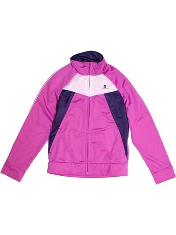 Sportswear fille DOMYOS violet 8 ans hiver #1258711_1