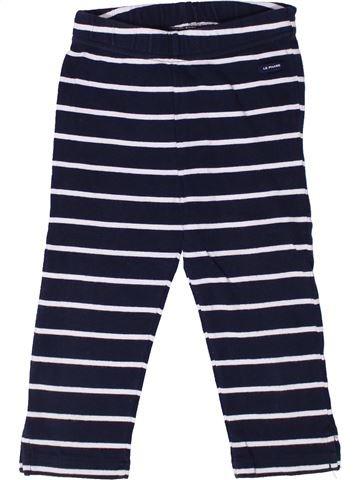 Pantalon garçon LE PHARE DE LA BALEINE blanc 6 ans hiver #1258906_1