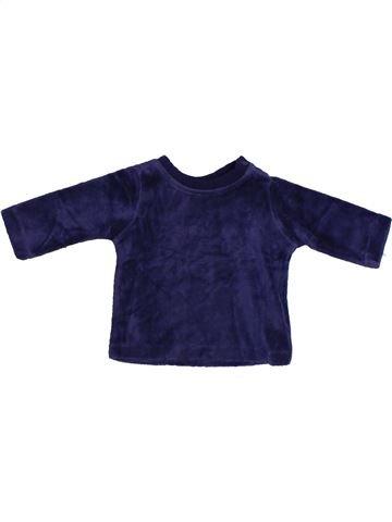 Pull garçon LUPILU bleu 1 mois hiver #1259475_1