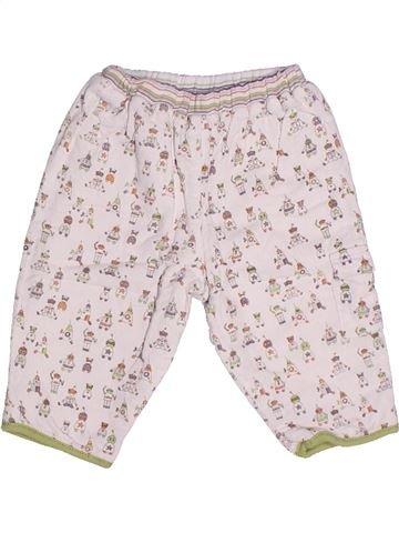 Pantalón niño NATALYS violeta 3 meses invierno #1259624_1