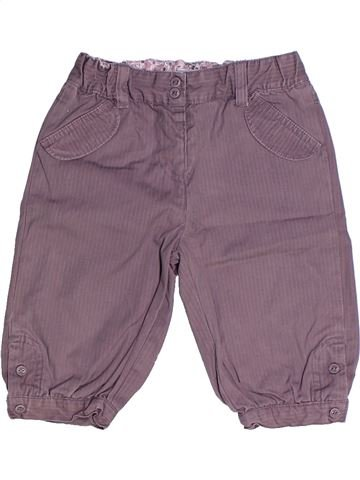 Pantalon fille KIMBALOO violet 2 ans hiver #1259753_1