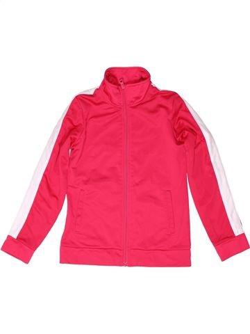 Sportswear fille CRANE rouge 10 ans hiver #1260364_1