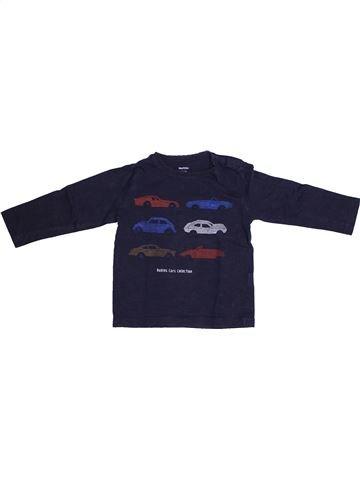 Camiseta de manga larga niño BOUT'CHOU azul 3 años invierno #1260512_1