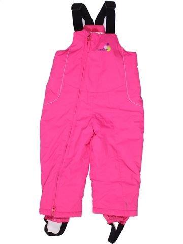Ski fille WED'ZE rose 2 ans hiver #1260533_1