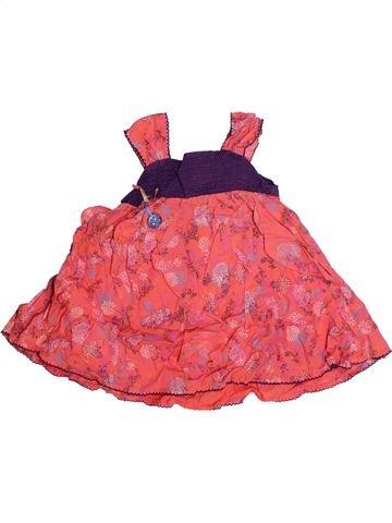 Vestido niña SUCRE D'ORGE rosa 2 años verano #1262532_1