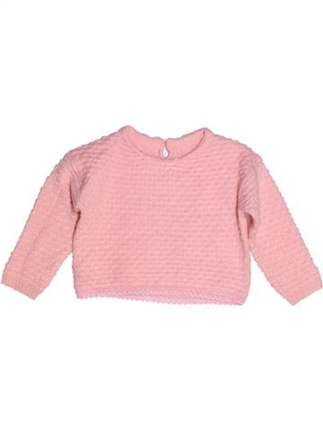 Pull fille C&A rose 4 ans hiver #1262556_1