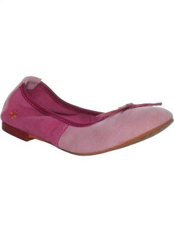 Bailarinas niña ART violeta 30 verano #1262742_1