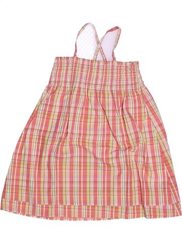 Vestido niña LA REDOUTE CRÉATION rosa 2 años verano #1263493_1