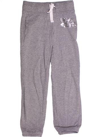 Pantalon fille ALIVE gris 8 ans hiver #1263787_1