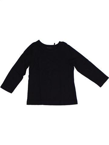 Camiseta de manga larga niña IKKS negro 2 años invierno #1263979_1