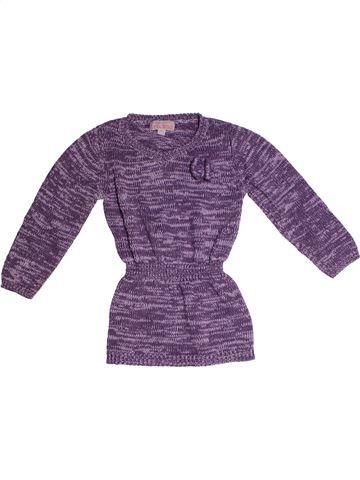Túnica niña LISA ROSE violeta 3 años invierno #1263982_1