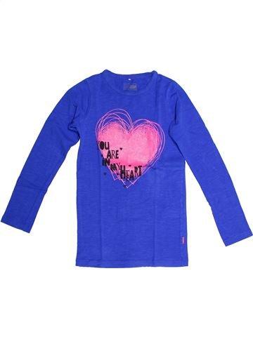T-shirt manches longues fille NAME IT bleu 10 ans hiver #1264024_1